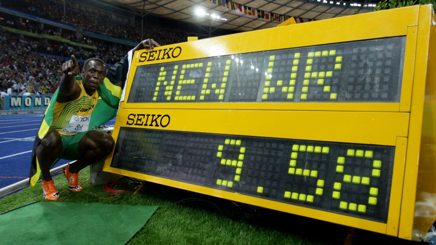 Usain Bolt's 9.58 a decade on: The science behind the world's fastest man