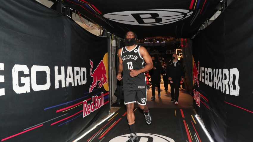 Nets star Harden 'very confident' he will return before NBA playoffs