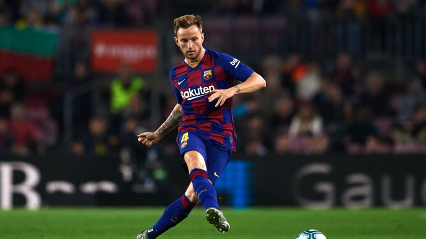 They took my ball, I feel sad - Rakitic bemoans Barca bench duty