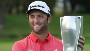 Rahm 'still can't believe what just happened' after stunning BMW Championship victory