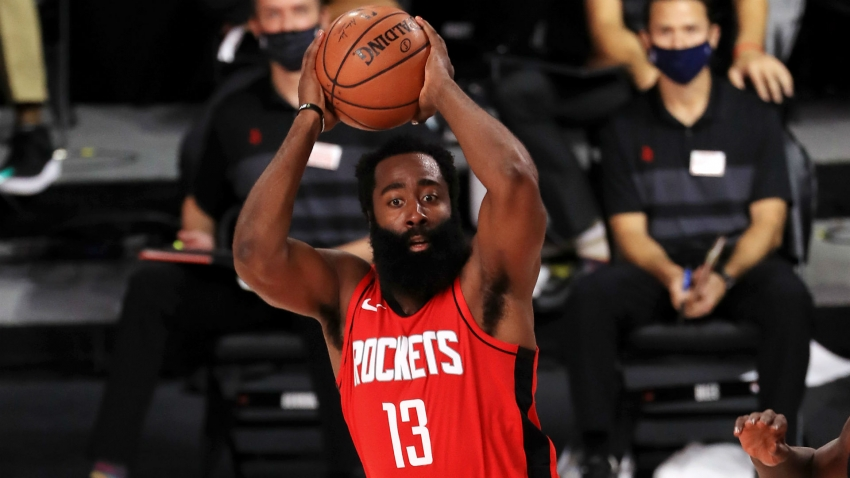 Harden says 'it's not even about the points' after dropping 49 in Rockets win