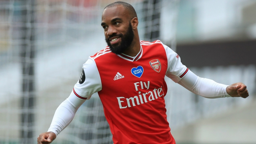 Arteta wants Lacazette talks over Arsenal future