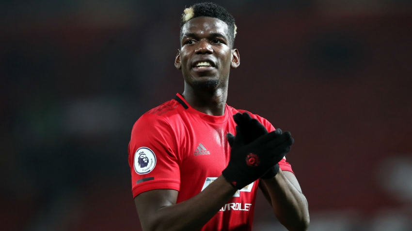 Raiola cools Solskjaer rift as he suggests Pogba open to Man Utd contract extension