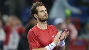 Murray takes out Cuevas in Antwerp, Tipsarevic foils Fognini