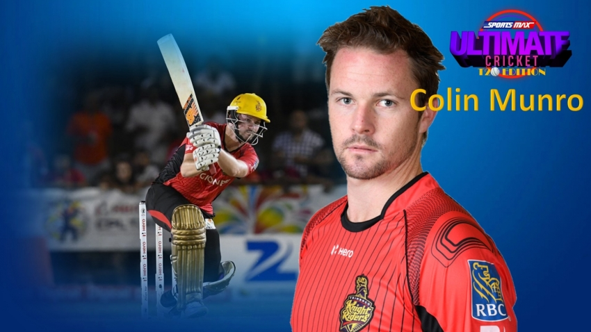 Ultimate XI T20 Profile: Colin Munro