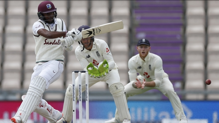 Brathwaite relieved to put runs on the board