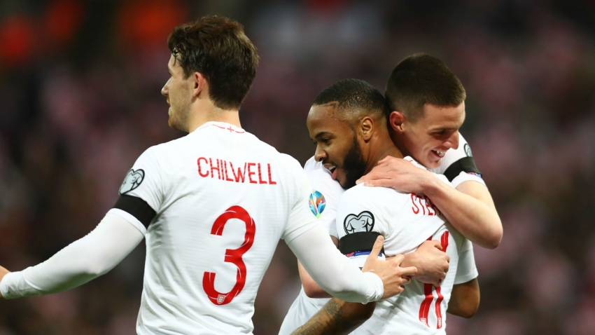 Sterling still a big character for England - Chilwell