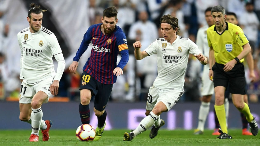 Ballon d'Or 2019: Real Madrid's Modric puts aside rivalry to congratulate Barcelona's Messi