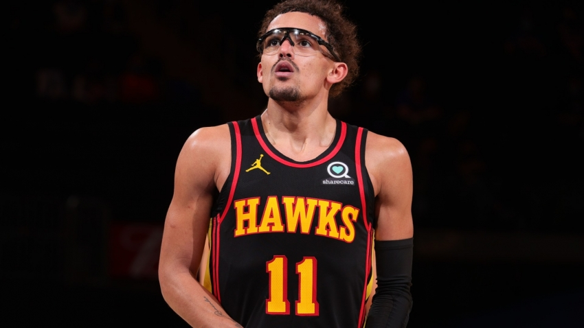 Hawks star Trae Young diagnosed with lateral ankle sprain