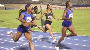 Thompson 10.73, beats Fraser-Pryce 10.73, Briana Williams 10.94 shatters junior record again!