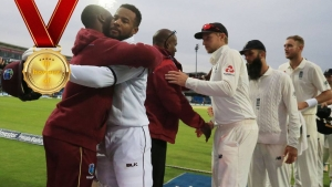 In honour of: The last time West Indies won the first Test in England