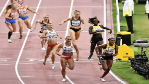 Jamaica's 4x400 women head to finals as fast underdogs