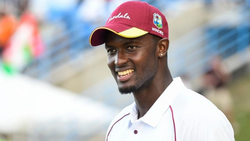 West Indies Test captain Jason Holder