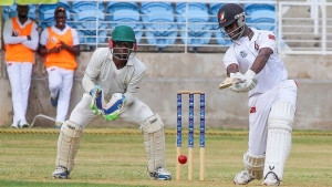 Mohammed's unbeaten 87 steers Red Force to 338 for 5 at Brian Lara Academy