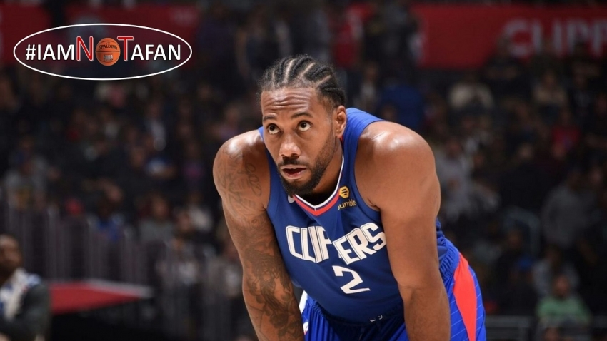 Clippers grand humiliation not all Kawhi's fault