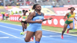 Kevona Davis, Ashanti Moore, Charokee Young out of CARIFTA trials