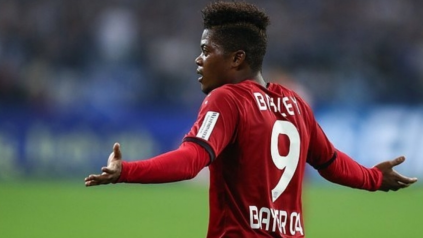 Bailey told he can leave Leverkusen if price is right - new agent promises crunch talks with club