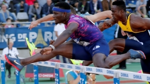 McLeod withdraws from Millrose Games with suspected injury