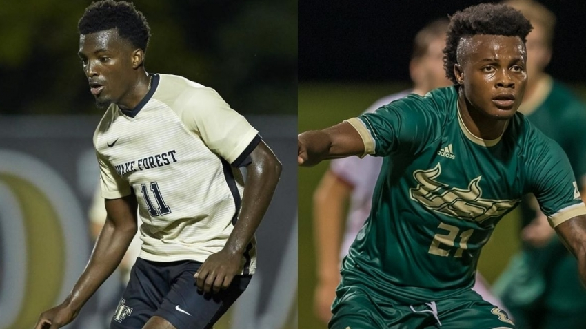 Minnesota United, Vancouver Whitecaps select Jamaicans McMaster, Brown, in MLS Super Draft