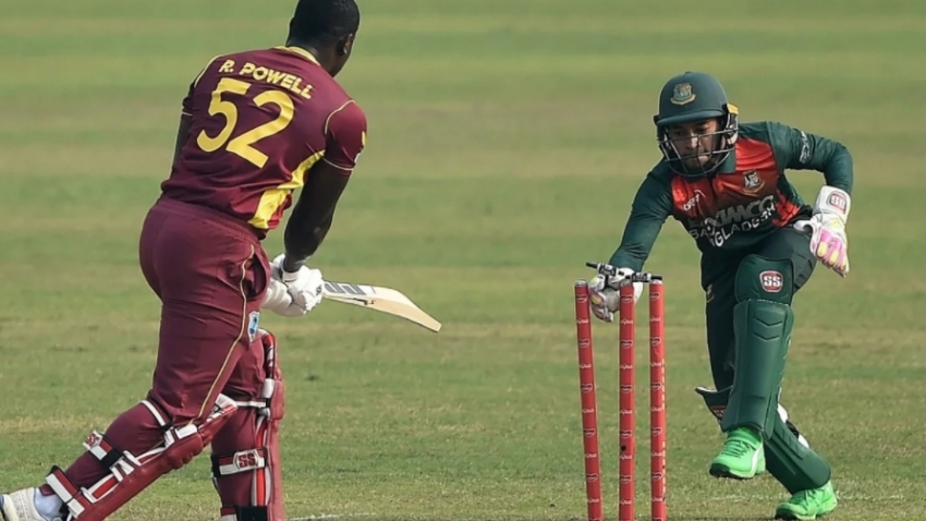 Spin twins Shakib, Mehidy have been too much for Windies admits skipper Mohammed