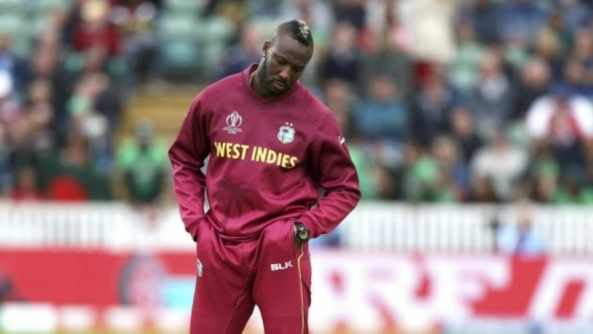 Ambrose questions Andre Russell's commitment to West Indies cricket