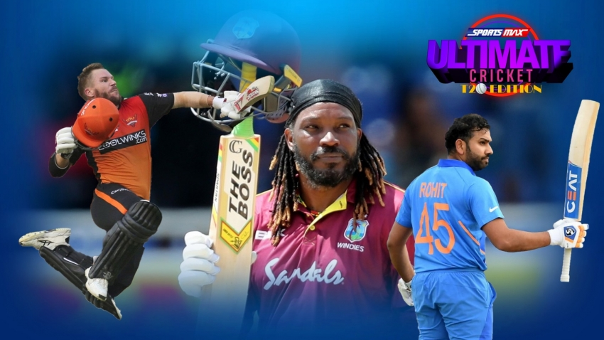 Zone disagrees with panel's Gayle-Warner pairing for Ultimate T20 openers
