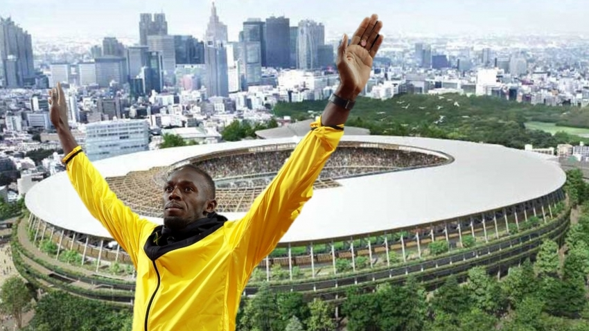 Usain Bolt to feature in Tokyo 2020 stadium inauguration