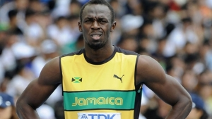 Retired Jamaica sprinter Usain Bolt.