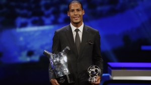 Is Van Dijk's UEFA Best Player award the right call?